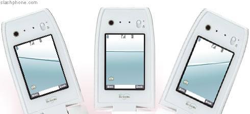 ntt docomo新机屏保 水平仪显示手机电池电量