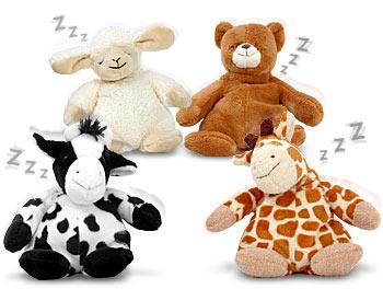 打瞌睡小动物 可爱!