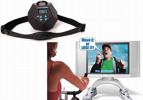 运动监视 不运动不给看电视