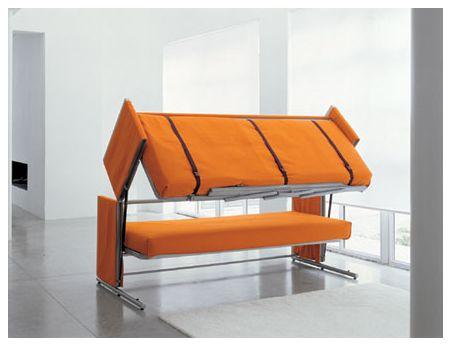 双层沙发床