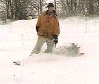自主动力滑雪板