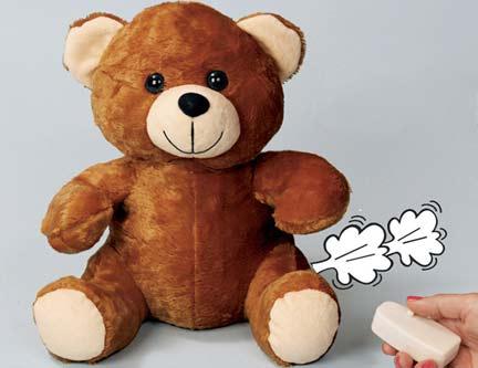 放屁泰迪熊