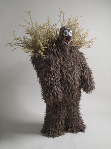 soundsuits from Nick Cave