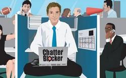chatterblock 降噪程序