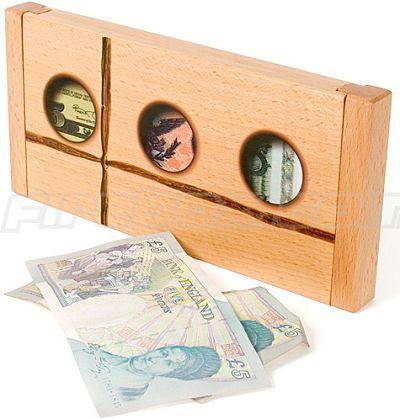 打不开的钱盒子