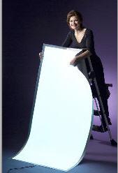 Light Emitting Capacitor (LEC) panels