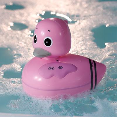 浴缸收音机小鸭