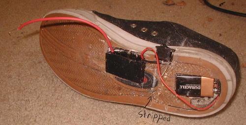 皮卡~咻!Pikashoes电人鞋