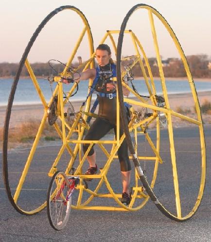 超限自行车