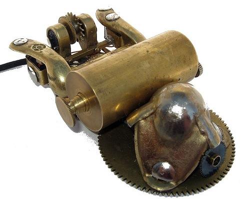 大机器时代的鼠标