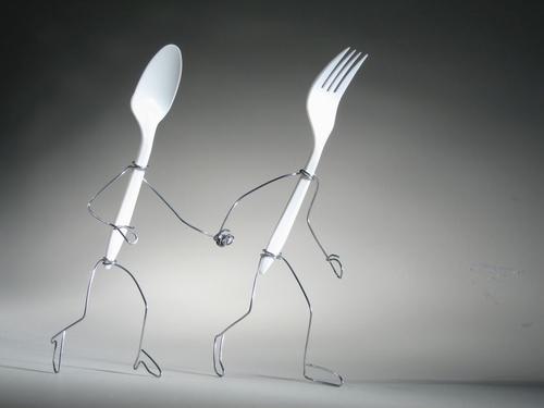 勺子和叉子的青春岁月