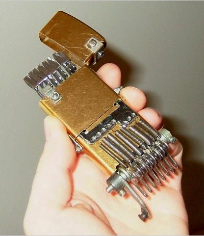 zippo打字机