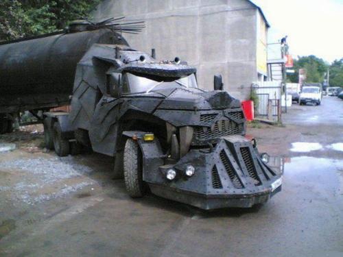 豹IV装甲运输车……