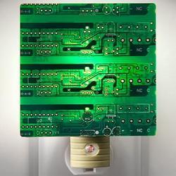电路板夜灯