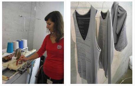 织毛衣(原创)图片来于网络 - 崖泉 - liwenhui6812的博客