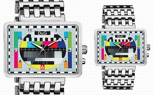 D&G时尚手表