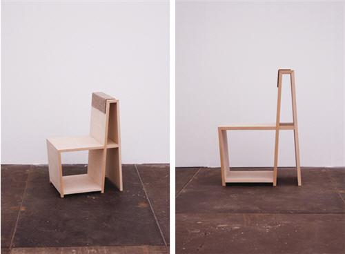 异型海螺和书架椅子 - 柯怡工业设计 - idsercn的博客