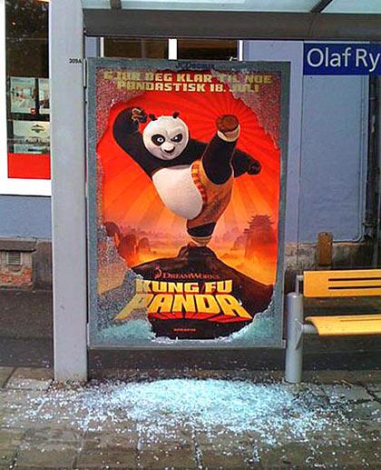功夫熊猫……