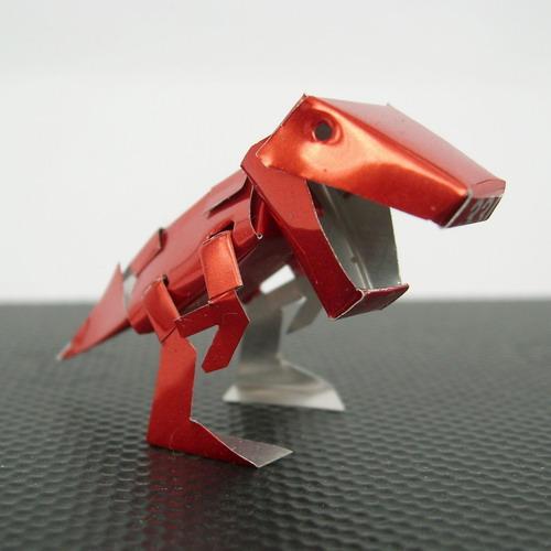 这么可爱,还能叫恐龙吗