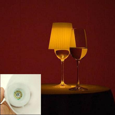 浪漫的浪费了一个酒杯