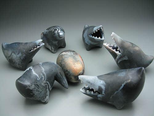 海豚,豚是猪的意思
