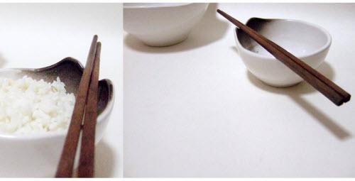 筷子:舒适贴身不侧漏~