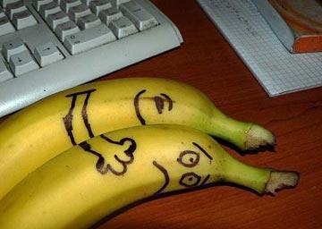 香蕉人造爱……