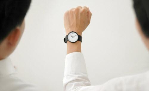 传说中做展示的钟表都要定在十点十分