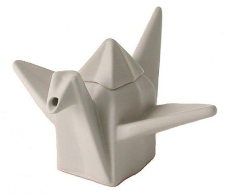 听说这是鹤,为什么我看到的是一个包子呢