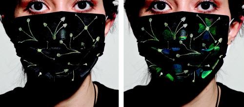 我发现我还是偏爱黑口罩的女忍者多一点