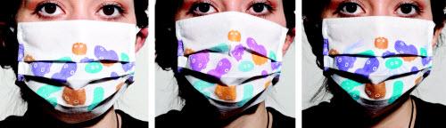这个才是真正的流感口罩