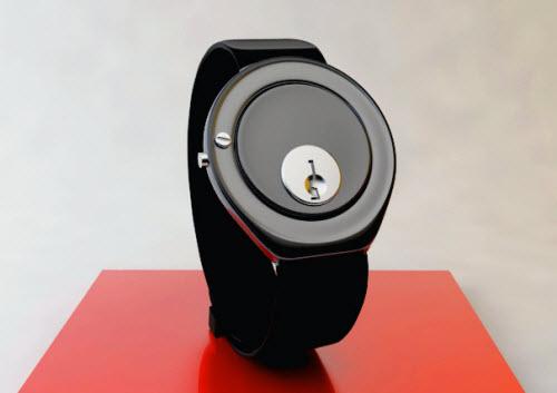 但它们也绝对不是要用钥匙把表盘打开才能看到时刻的小气表!