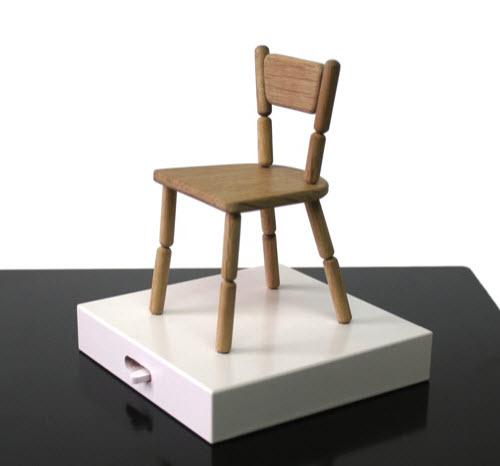 人生就像这把椅子