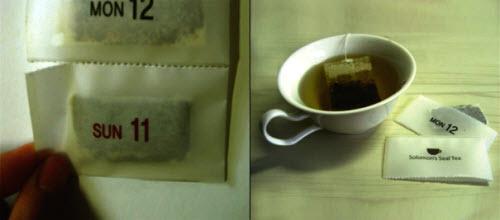 如果每包茶的滋味都能有所不同,那才真的有意思