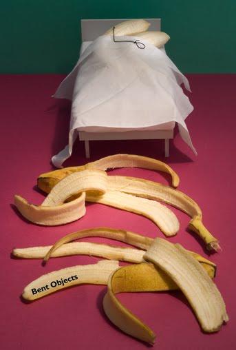 有本事你倒是重新把香蕉皮给我穿上!