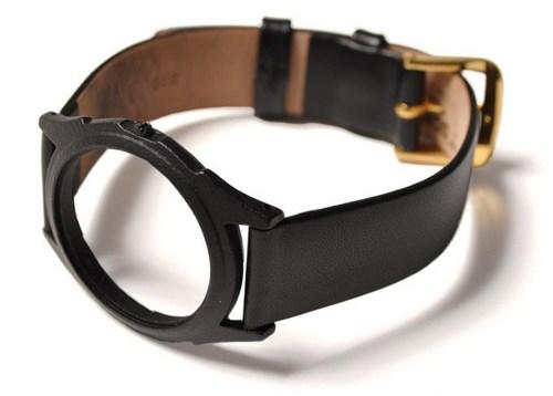 戴表的最高境界,不是手上无表心中有表,而是戴空心表……