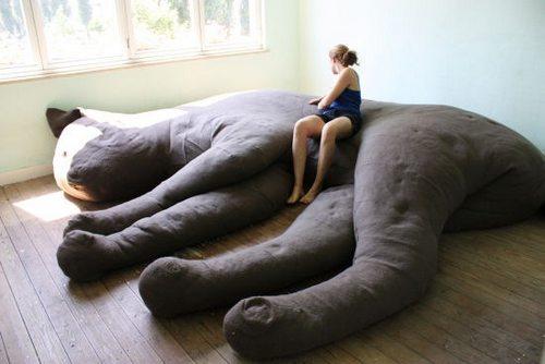 巨猫到哪里去踩奶