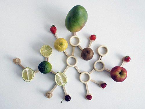 产品图片是一门大学问啊看这些水果的颜色搭配得多好看