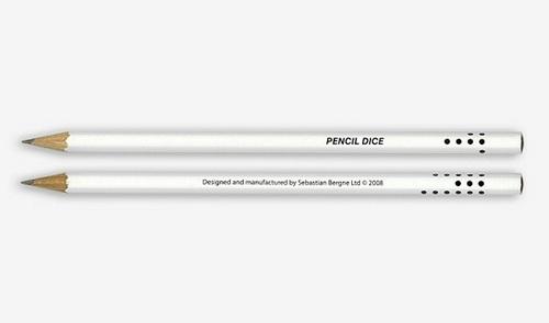 这铅笔削得不好看!