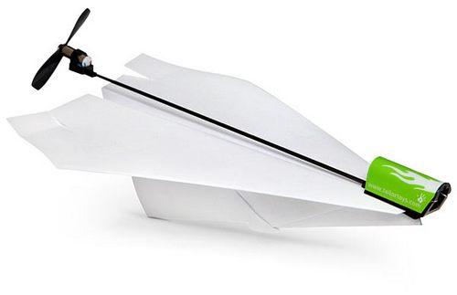 宇宙总统考试题:说出自己叠过的纸飞机数目