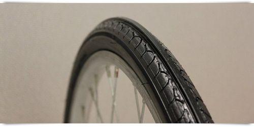 大部分人不会看出这个轮胎和普通轮胎的区别