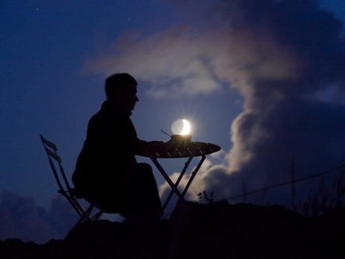 举杯约(yao)明月