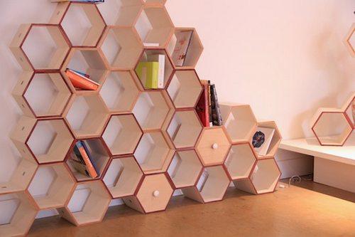 当然,六边形的话,单元格里必定有一些空间是要浪费掉的