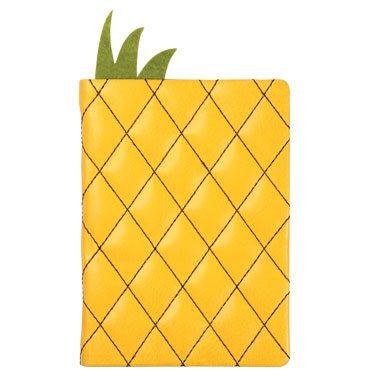 我买的是这一款菠萝