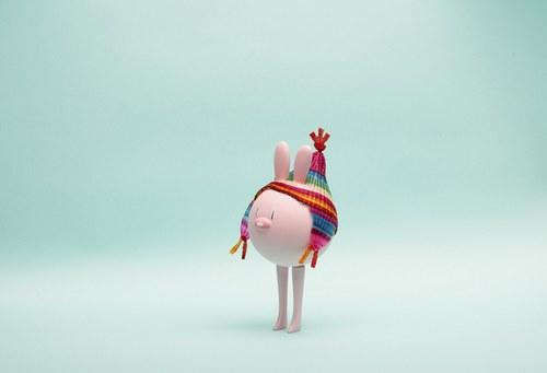 说起来这算猪还是兔子