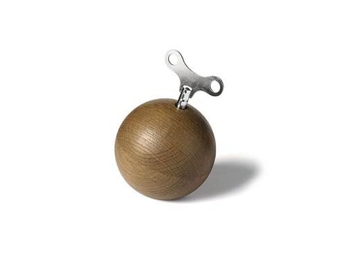 这木球的纹理看着好舒服