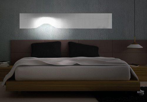 这床看上去太舒服!