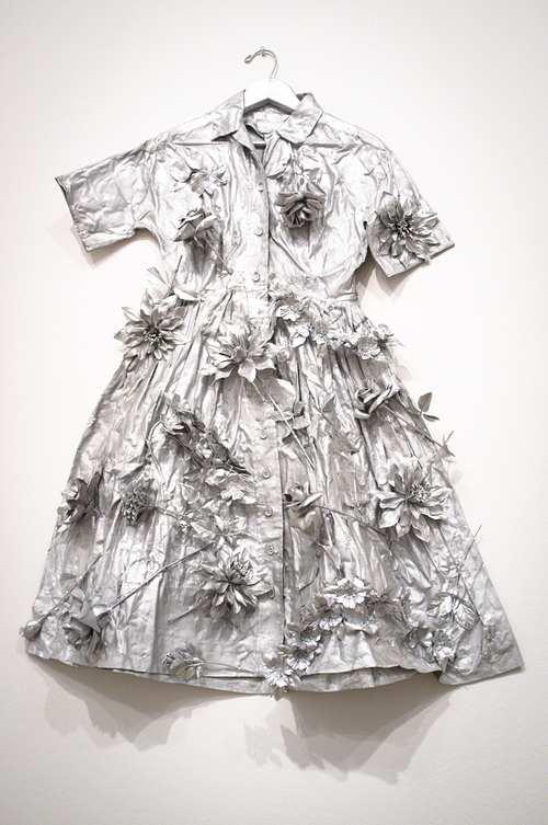 我很喜欢这件花衣服