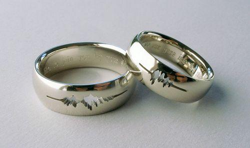 """结婚戒指上的声音应该是""""I do"""""""