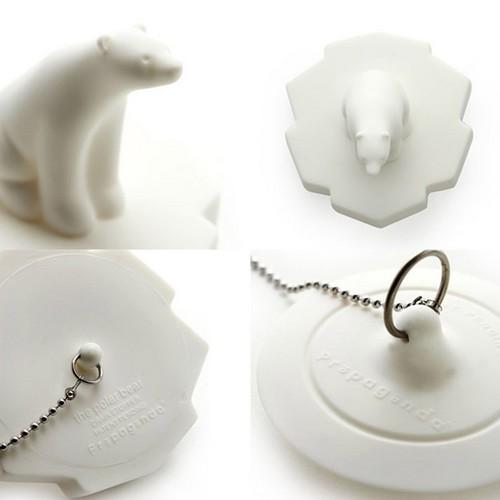 北极熊大学纪念胸章(喂)